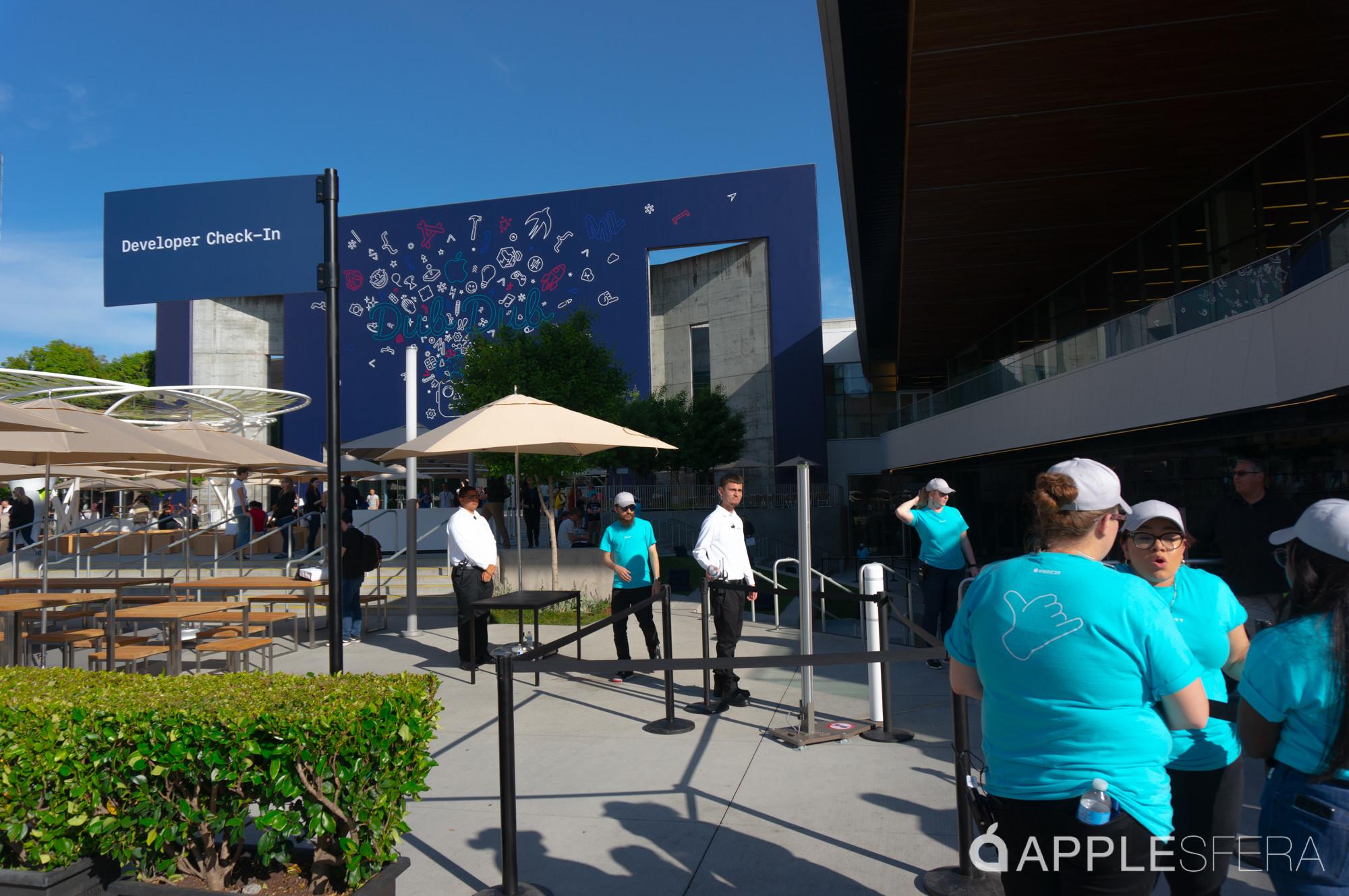 Foto de WWDC19 McEnery Center (9/35)