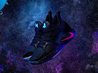 PlayStation y Nike se alían: así son las deportivas Nike PG-2 PlayStation Colorway con dos modos de iluminación