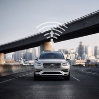 Volvo planea integrar una red 5G en sus vehículos de nueva generación