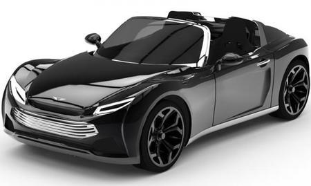 Pariss, el nuevo deportivo eléctrico francés