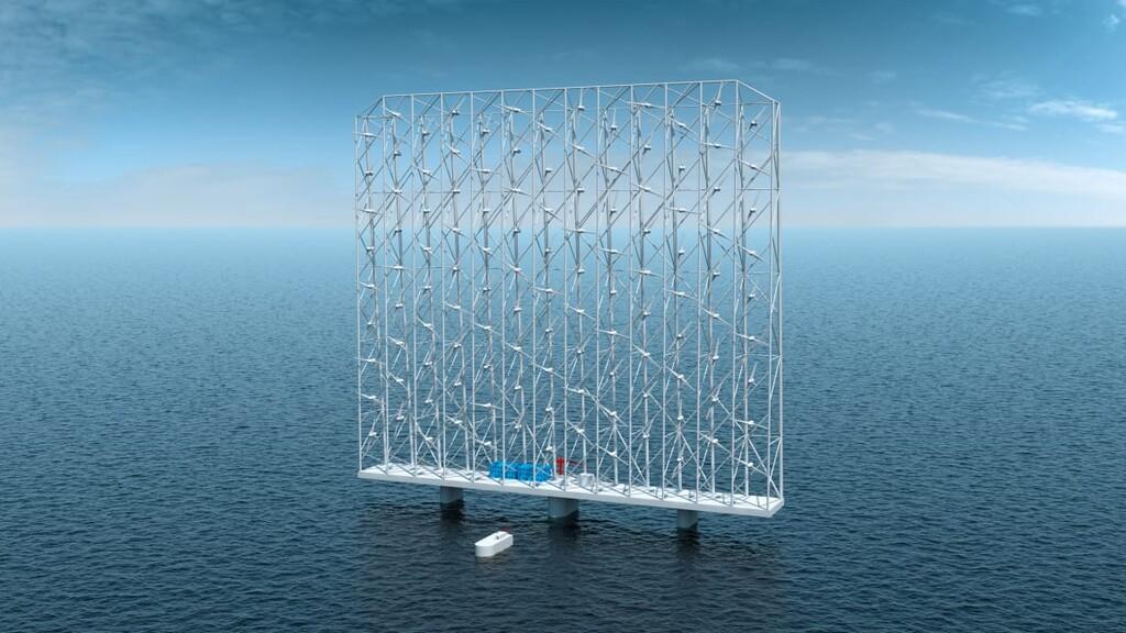 Una monstruosa multiturbina flotante para abastecer a 80.000 hogares: así es como quiere revolucionar la obtención de energía eólica en alta mar una empresa noruega