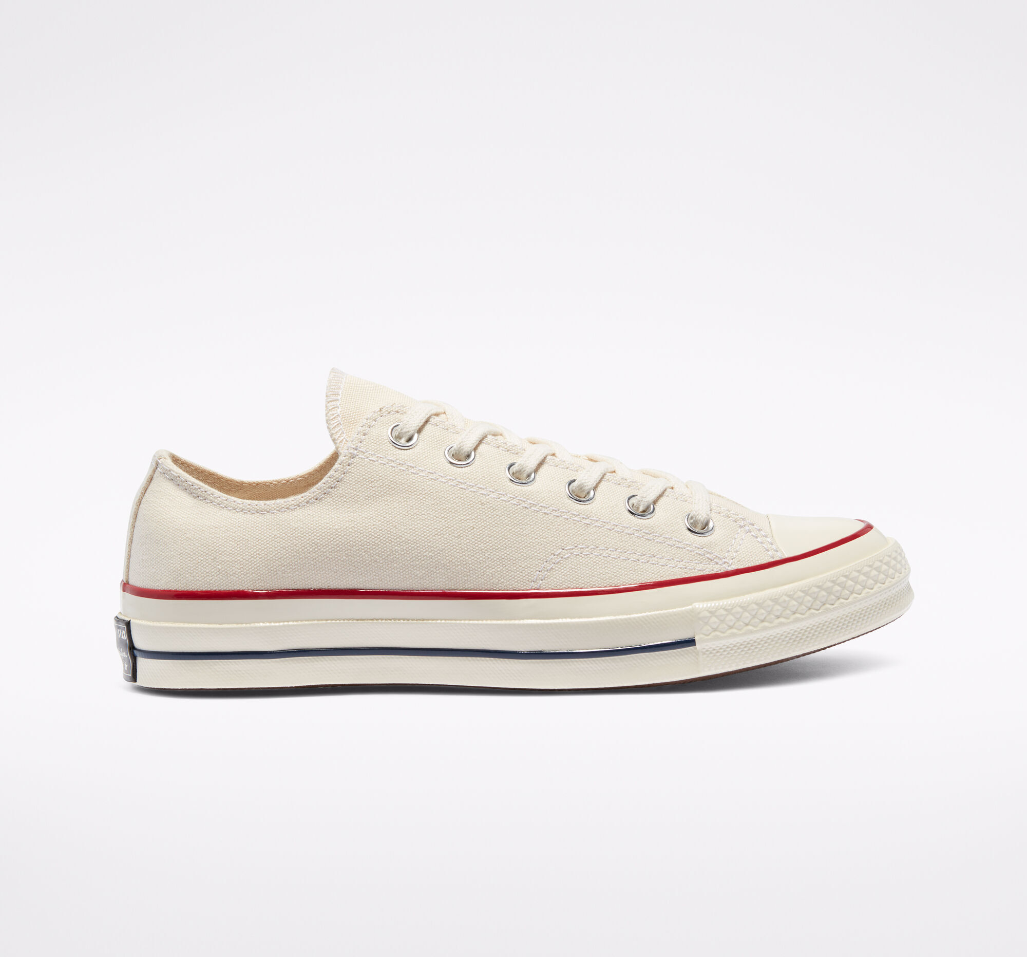 Chuck 70 Washed Canvas Low Top