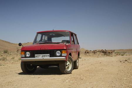 Range Rover Velar 1968, los orígenes del propio Range Rover