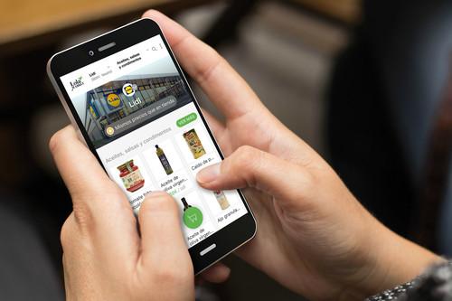 Lidl se apunta a la venta online también de alimentación y productos frescos (aunque por el momento solo en Madrid)