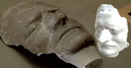 Así se ha empleado Kinect para reproducir en 3D la cara de Isaac Newton