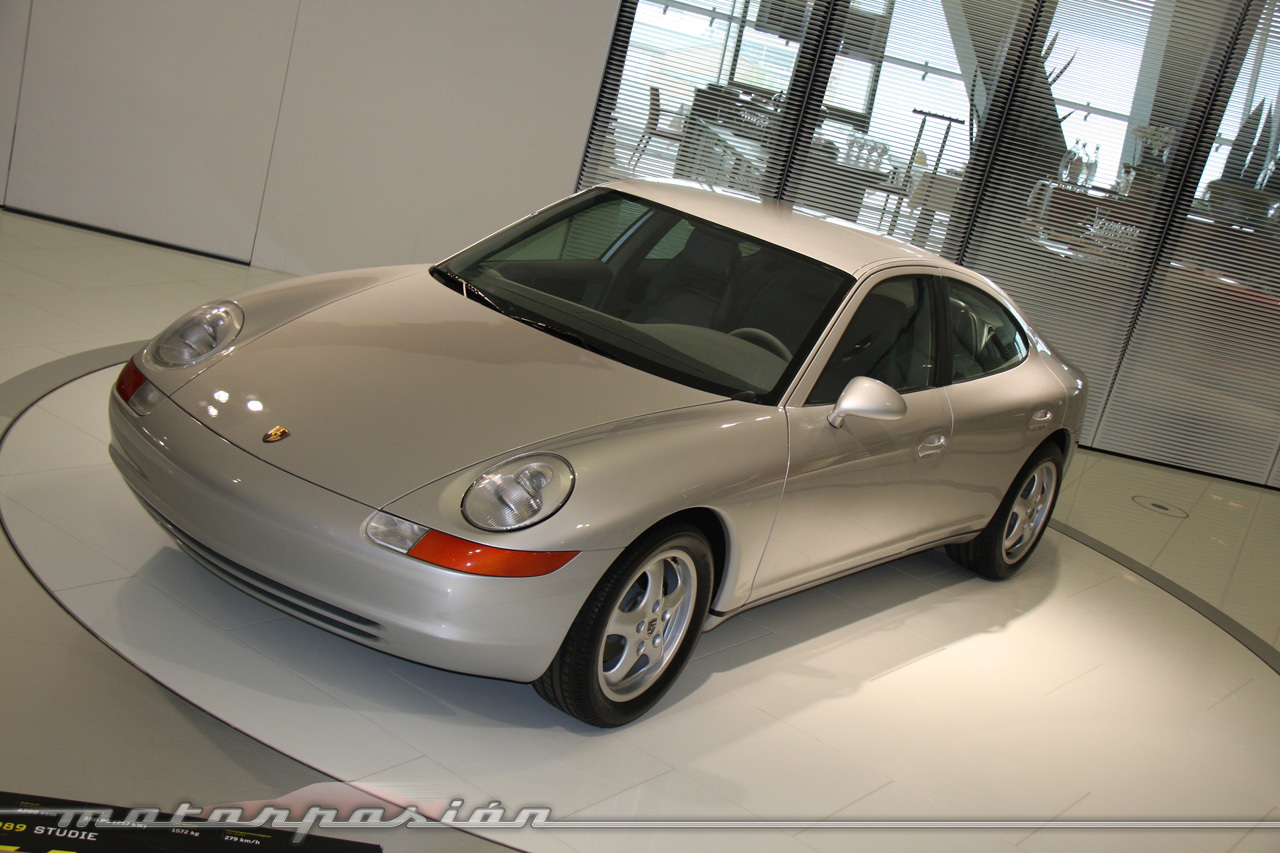 Foto de Museo Porsche - Project: Top Secret! (39/54)