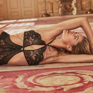 Doutzen Kroes diseña para Hunkemöller la colección íntima más sexy de la temporada