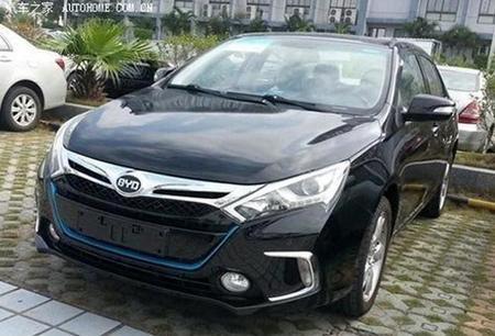 Comienza la venta en China del híbrido enchufable BYD Qin