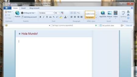 Windows Live Writer pronto pasará a ser código abierto