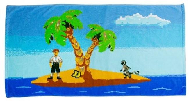 Toalla Monkey Island