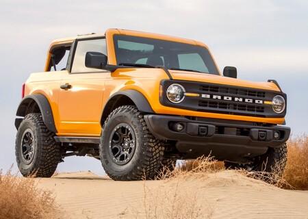 Ford Bronco 2021 podría no tener una versión V8 directa de fábrica