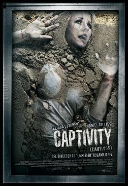 'Captivity (Cautivos)', el sueño de todo perturbado