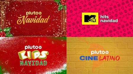 Pluto Tv Navidad