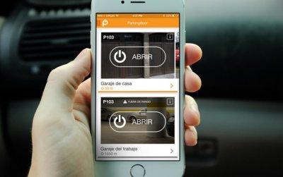 ParkingDoor va más allá de la apertura de parkings con el móvil: el modelo Airbnb entra en acción