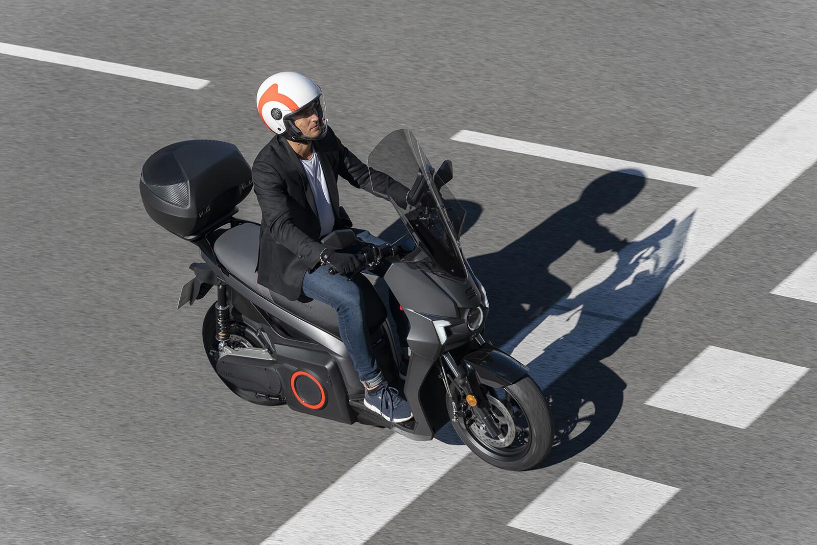 Foto de SEAT MÓ eScooter 125 (55/81)