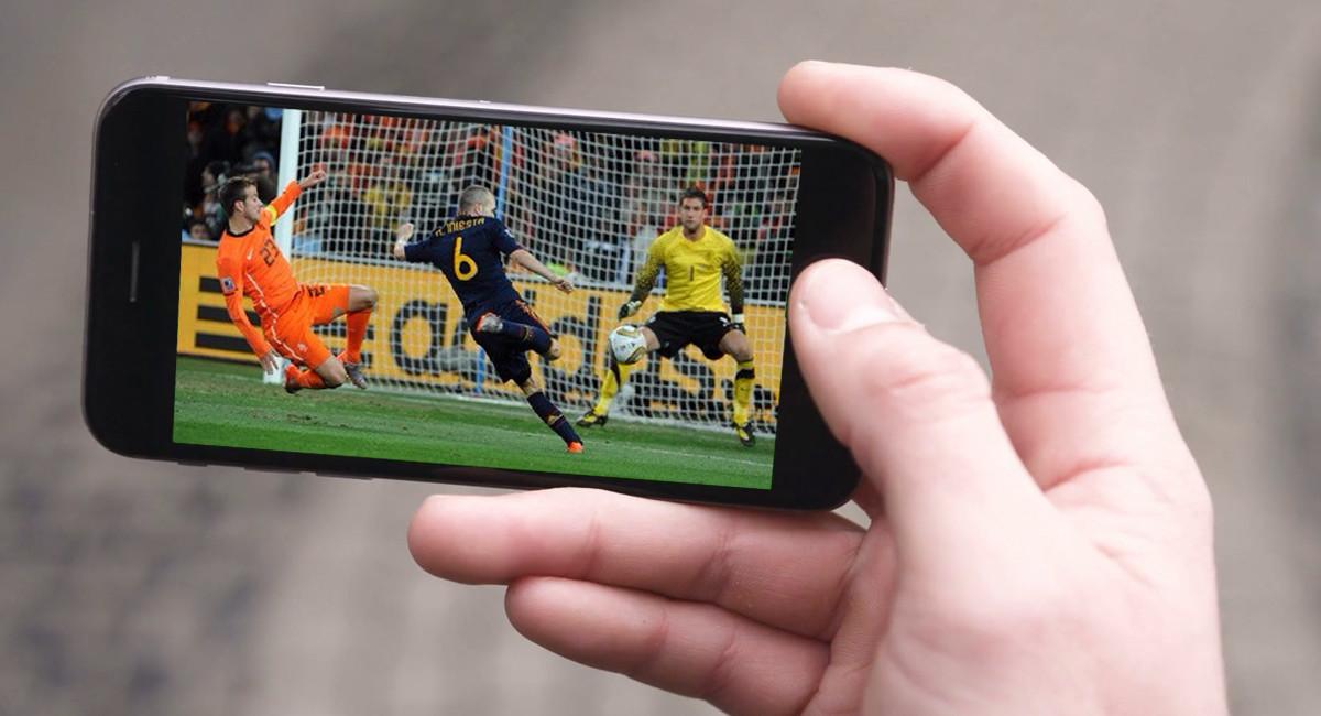 d9dabfb1722 4 apps para ver el mundial: todos los partidos desde el móvil