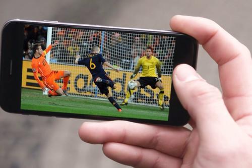 4 apps para ver el mundial: todos los partidos desde el móvil