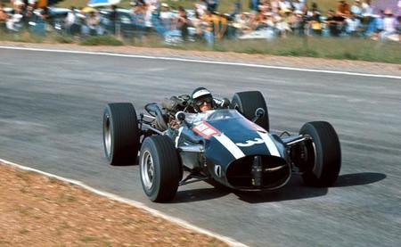 Jochen Rindt GP Suráfrica 1967 Cooper T81