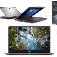 Nuevos Dell XPS 15, Alienware 15 y 17, Inspiron AIO y gama G-Series: Dell renueva su gama de dispositivos