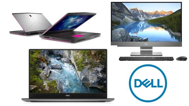 Nuevos Dispositivos Dell