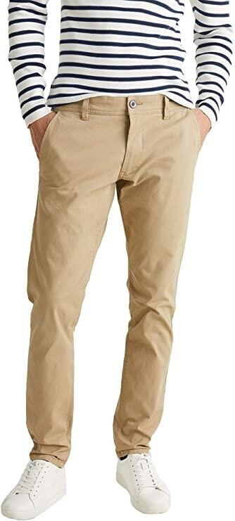 Pantalones Camel