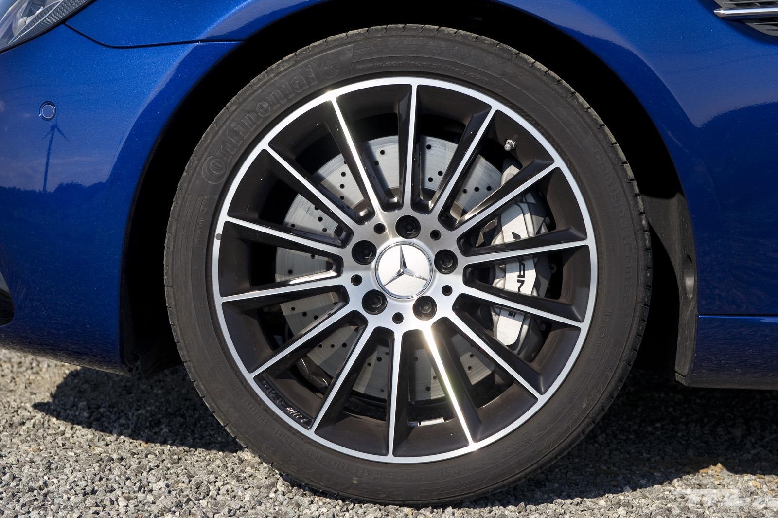 Foto de Mercedes-AMG SLC 43, prueba (30/33)