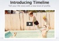 """Timeline, el rediseño completo del perfil de Facebook para mostrar """"la historia de tu vida"""" de manera automática"""