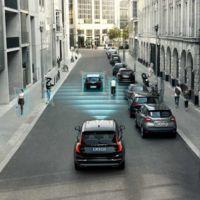 Volvo forma alianza con Autoliv para perfeccionar los vehículos autónomos del futuro