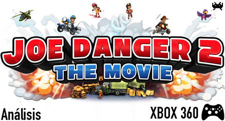 'Joe Danger 2: The Movie' para Xbox 360: análisis