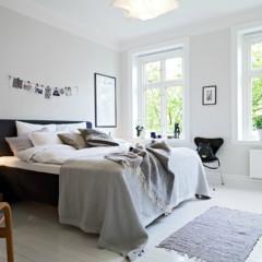 Foto 1 de 4 de la galería espacios-que-inspiran-un-dormitorio-en-blanco-y-azul-marino en Decoesfera