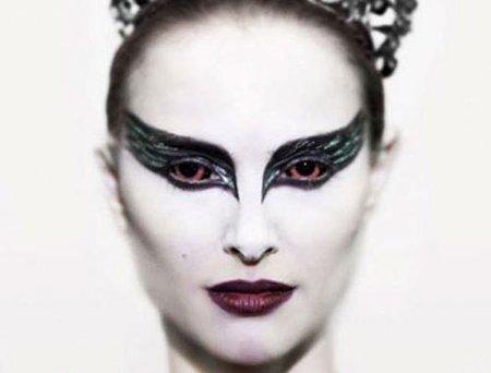 "Maquillaje de Carnaval: ""Black Swan"", disfrázate de cisne"
