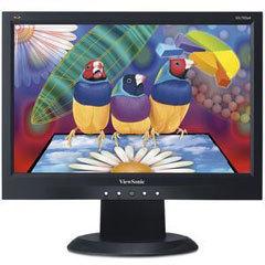Monitor Viewsonic de 17 pulgadas panorámico