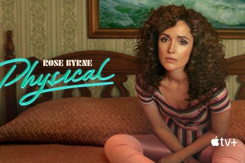 'Physical': Rose Byrne brilla en una dramedia de Apple TV+ que no logra alcanzar su potencial