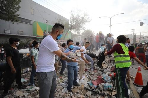 Todo sobre el sismo del 19 de septiembre: epicentro, magnitud, acopio, donaciones y cómo lo vivimos
