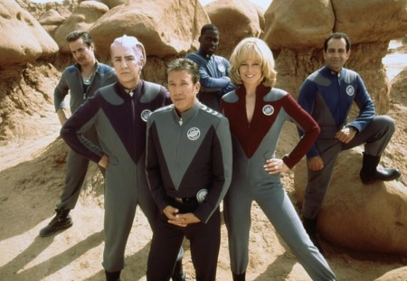 'Galaxy Quest' no tendrá secuela por la muerte de Alan Rickman