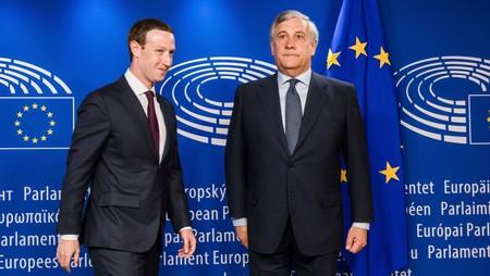 Zuckerberg ante el Parlamento Europeo: un formato de preguntas desastroso que lo ayudó a esquivar todas las respuestas importantes