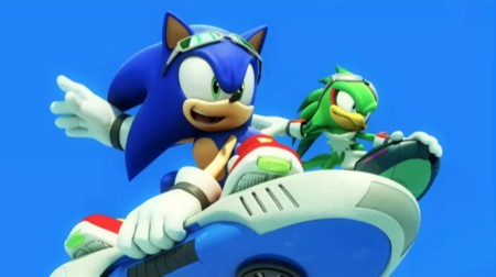 Sonic Riders 01 By Hafu Inuyasha D32815j