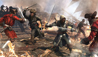 'Assassin's Creed IV: Black Flag' para PS4: primer contacto