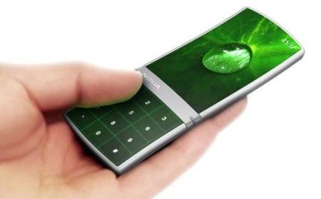Nuevos móviles de Nokia, con pantallas táctiles con gestos y cámaras de hasta 8 megapíxeles
