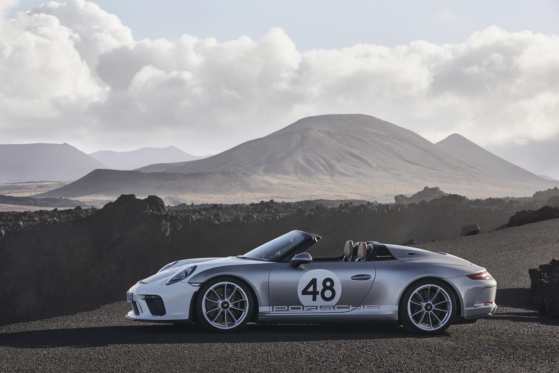 Foto de Porsche 911 Speedster 2019 (5/43)