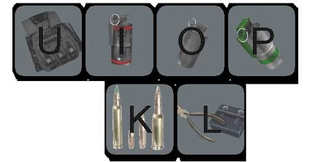 Counter-Strike: Source: Esquema de teclas asignadas para compra de equipamiento