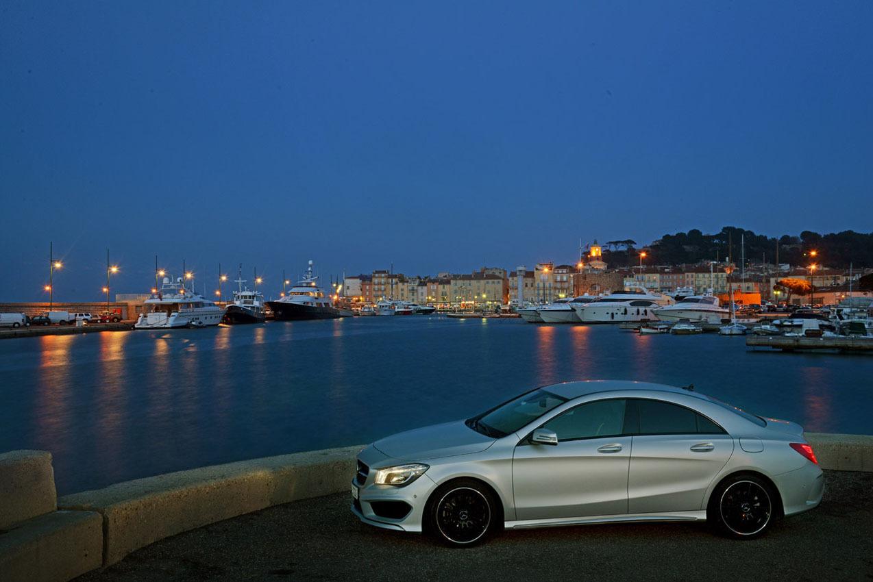 Foto de Mercedes-Benz Clase CLA (Saint-Tropez) (25/51)