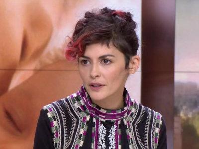 Para evitar que la gente la siga asociando con Amélie Poulain, Audrey Tautou ha decidido cortar por lo sano
