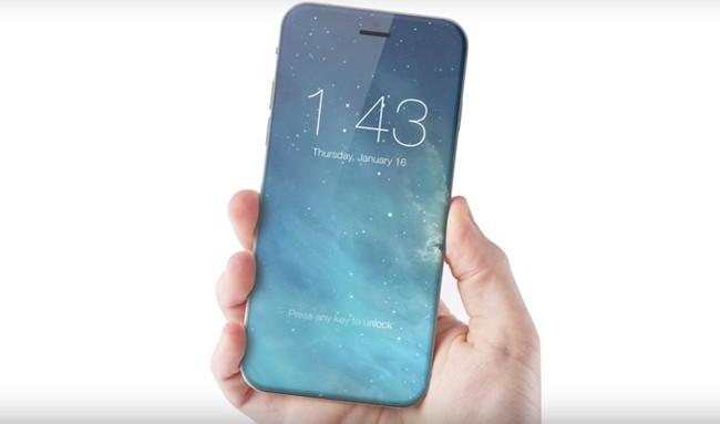 Render del iPhone 8