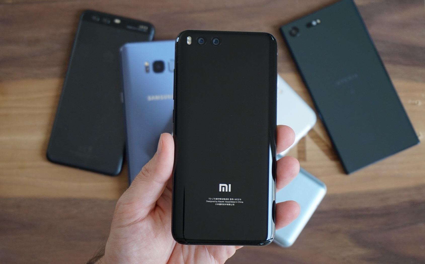 Xiaomi Mi6 Lte Band 20
