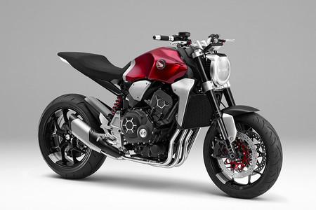 La Neo Sports Cafe da la cara, el prototipo de Honda que adelanta su nueva maxi-naked