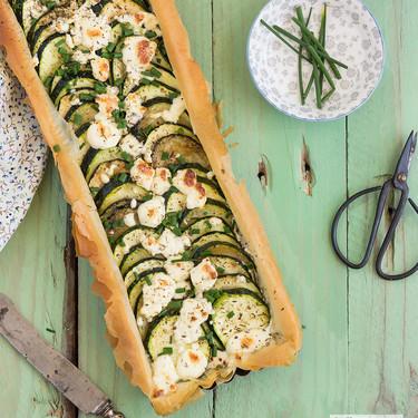 Recetas con calabacín: 23 platos para cuidarse y disfrutar de esta hortaliza