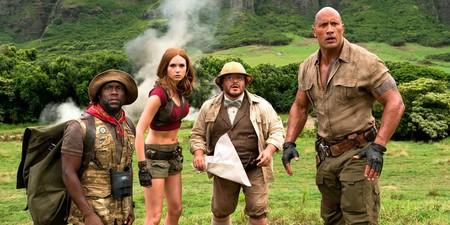 El juego no ha terminado, 'Jumanji: Bienvenidos a la jungla' tendrá secuela