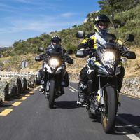 """Actualización también para la """"pico de pato"""", la Suzuki DL1000 V-Strom llega con dos versiones mejor equipadas"""