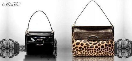 'Le Miss Viv', el nuevo bolso Roger Vivier en honor al estilo de Carla Bruni-Sarkozy